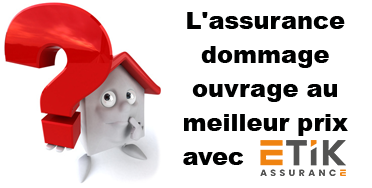 comparer l'assurance dommage ouvrage'